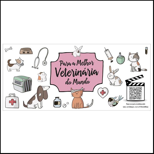 Caneca Veterinária