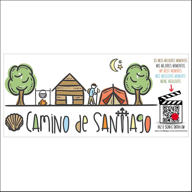 Caneca Caminho de Santiago