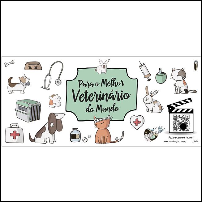 Caneca Veterinário