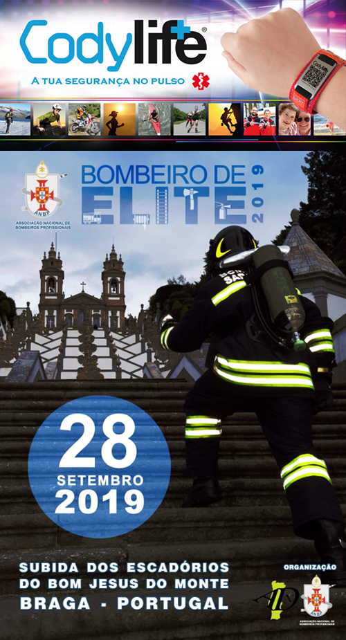 Bombeiro de Elite - Bom Jesus de Braga