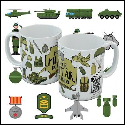 Caneca Militar
