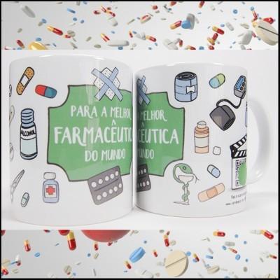 Caneca Farmacêutica