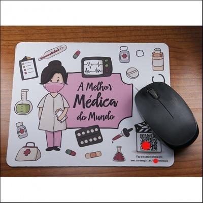 Tapete de rato - Médica