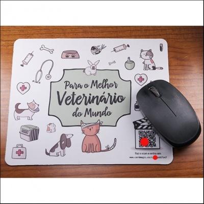Tapete de rato - Veterinário