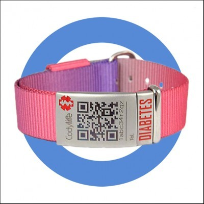 Pulseira Codylife Aloha - Diabetes