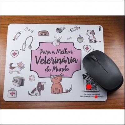 Tapete de rato - Veterinária