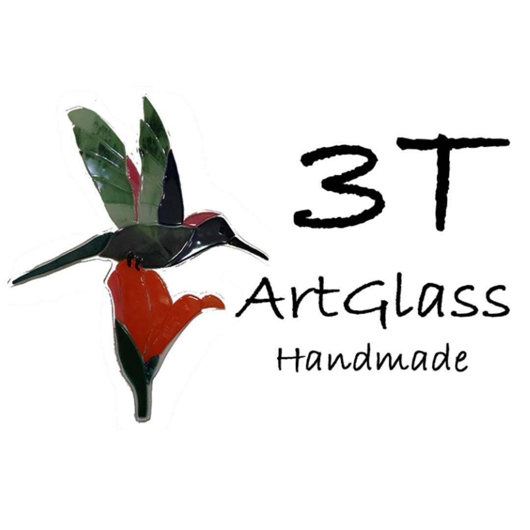 3T ArtGlass Handmade