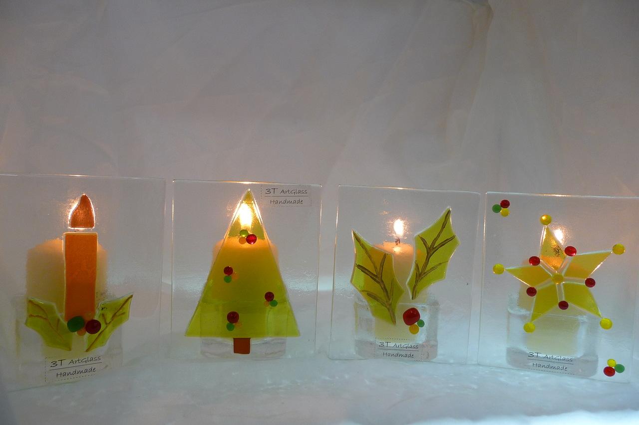 Tea-lights Natalícios