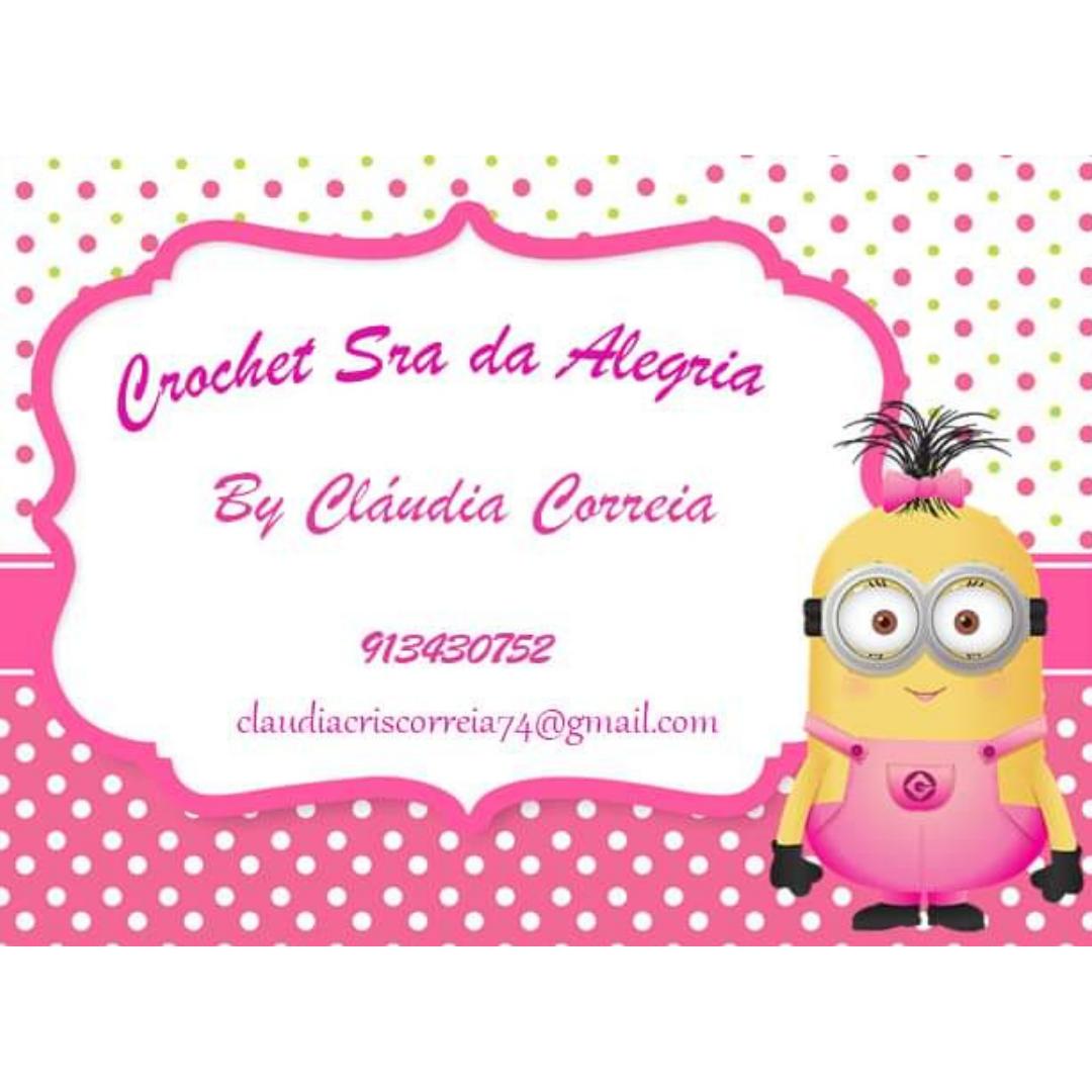 Croché Srª da Alegria