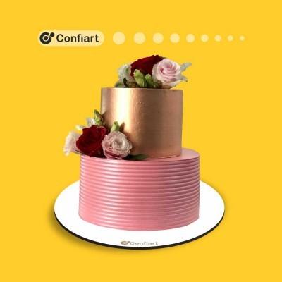 Cake board redondo 6mm