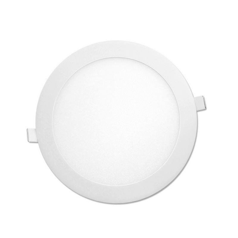 LED Painel Redondo 18W Branco