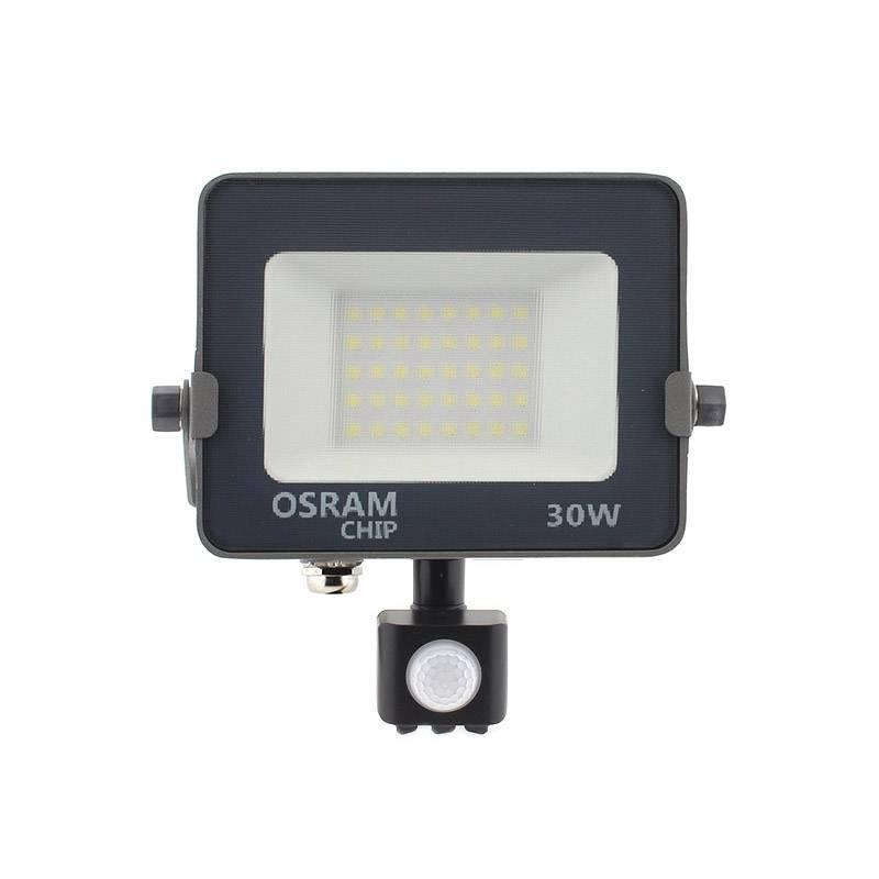 LED Projetor 30W c/Sensor 4000K
