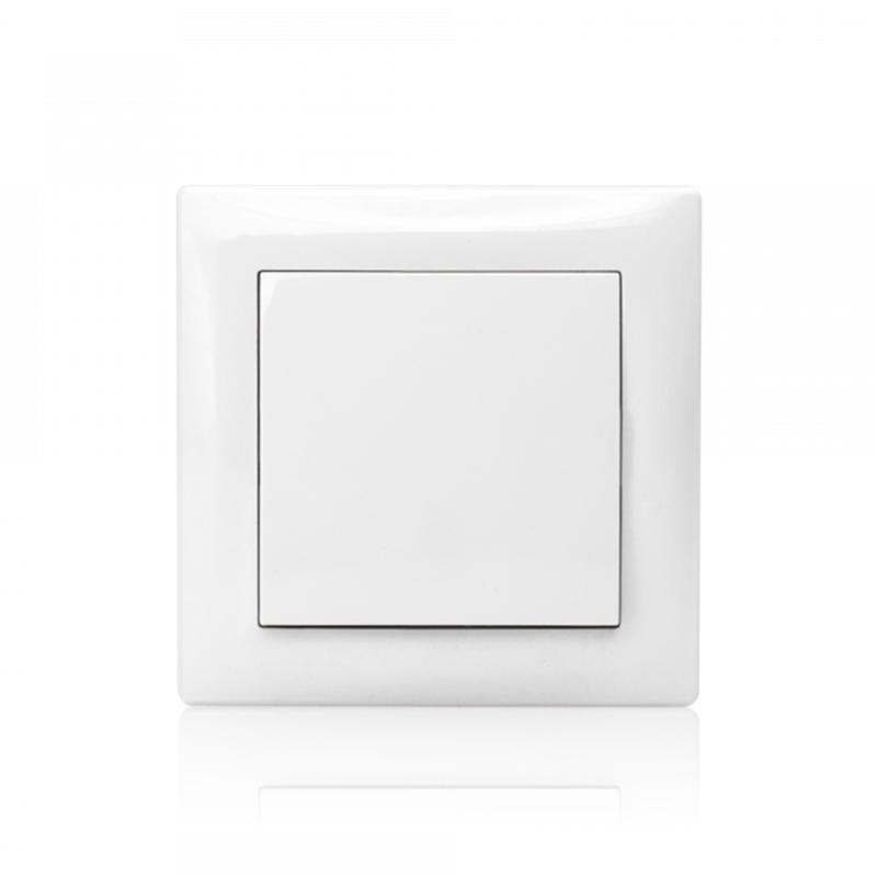 Interruptor / Comutador Escada (Mecanismo + Espelho + Tecla)