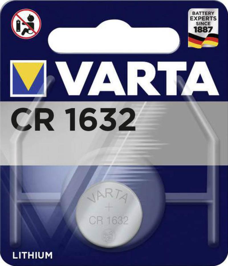 VARTA Electronics CR1632 3V Lithium
