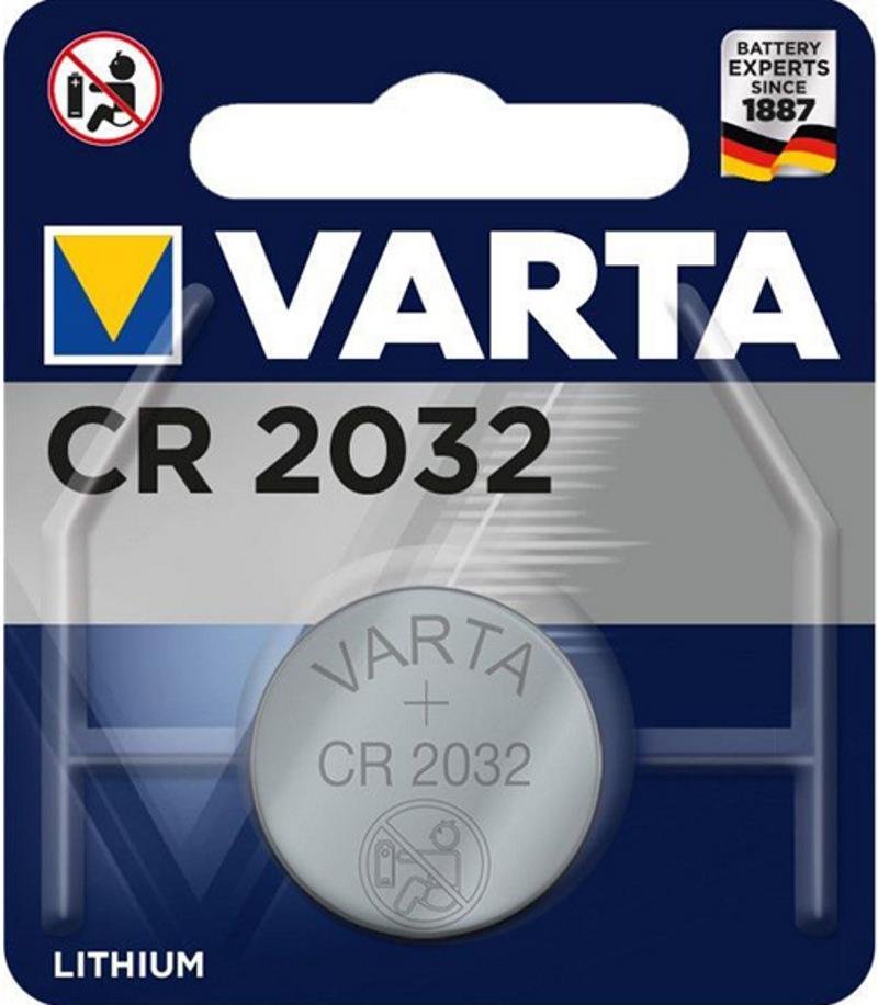 VARTA Electronics CR2032 3V Lithium