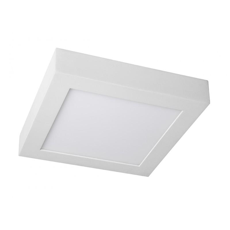 LED Painel Superfície Quadrado 12W