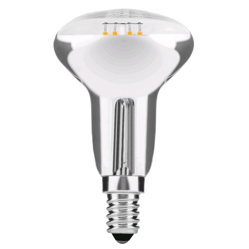 LED Lâmpada Filamento E14 4W R50 160º