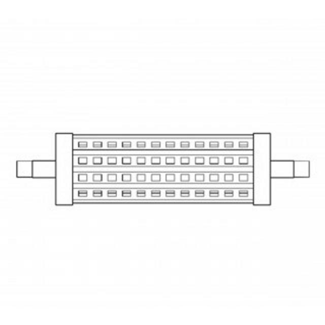 LED Lâmpadas R7S