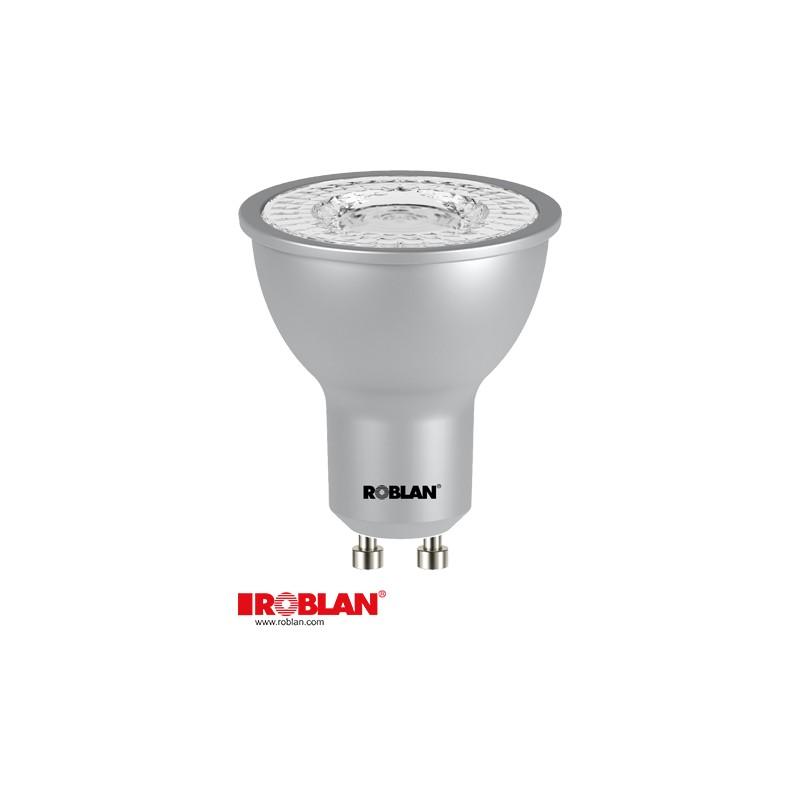Lâmpada LED GU10 4.5W 110º