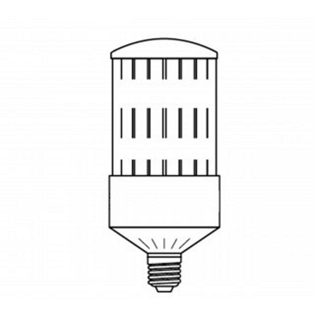 LED Lâmpadas E40