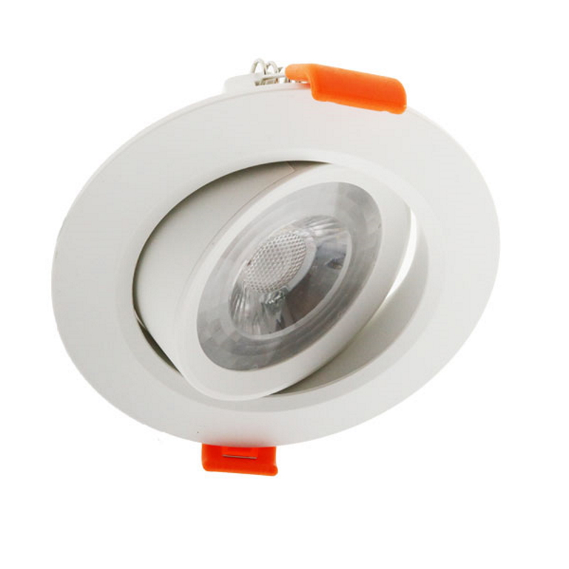 LED Spotlight CobMon 7W Ø 90mm x 40mm