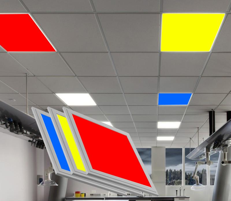 LED Painel 36W 60x60cm RGBWW
