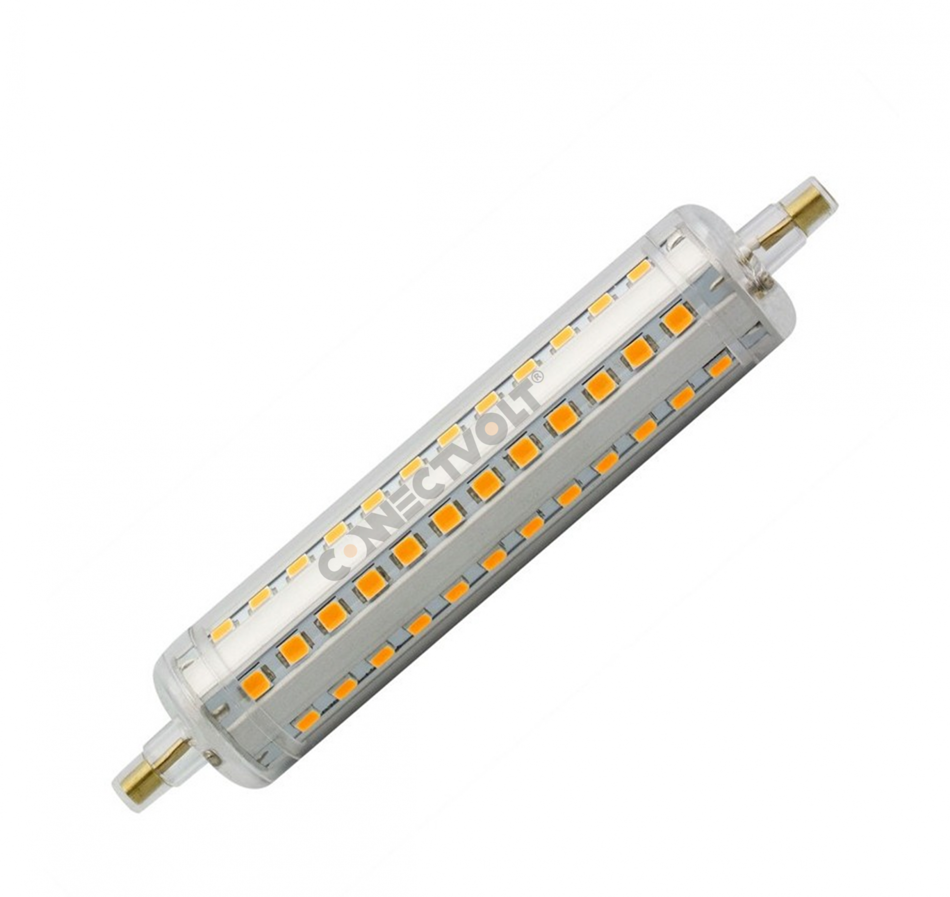 LED Lâmpada R7S 15W 2700K 135mm