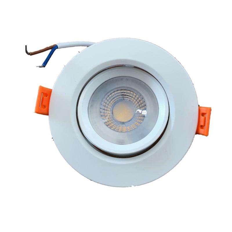 LED Spotlight 7W Ø95X47mm 220-240V