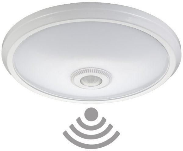 16W Plafon LED PIR 360º IP20