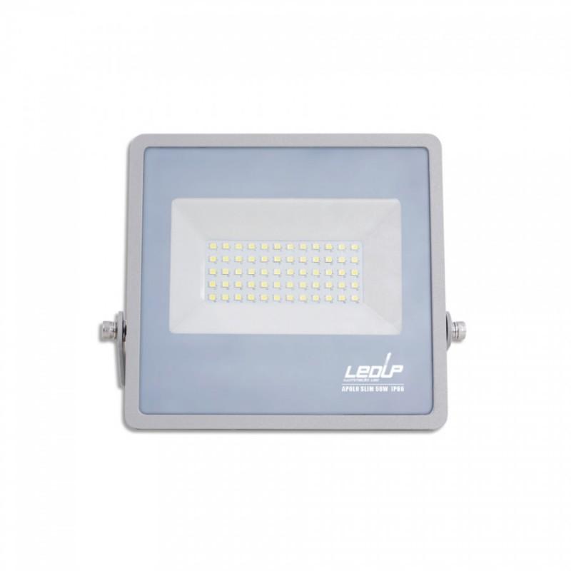 LED PRO Projetor APOLO Slim 50W IP66