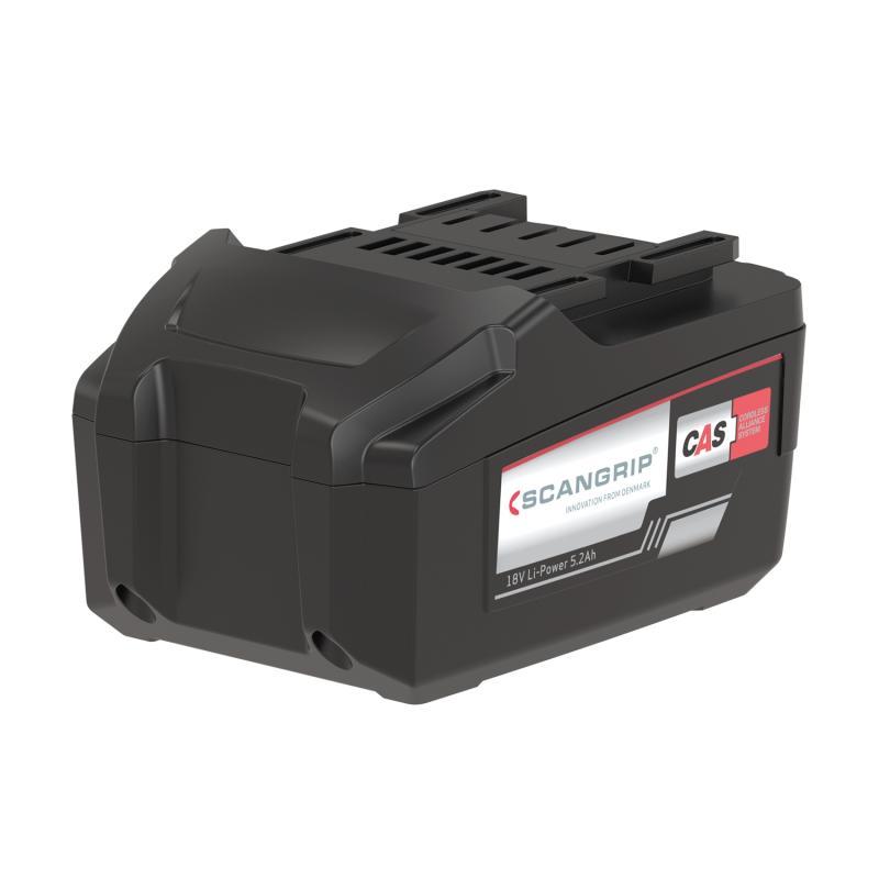 Bateria CAS 18V LI-POWER 5,2AH