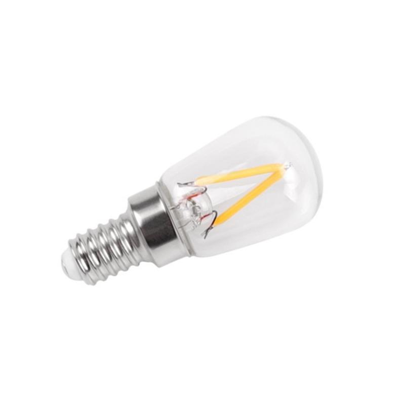 LED Lâmpada E14 Filamento 1,3W 2700K