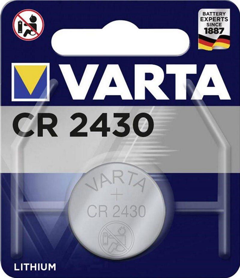 VARTA Electronics CR2430 3V Lithium