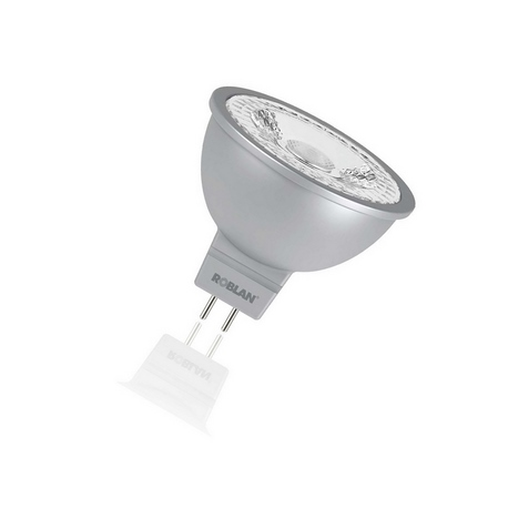 LED Lâmpada MR16 7W 12V