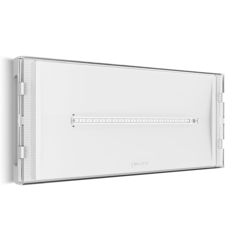 LED Armadura Emergência 2H NM/M IP42 195LM