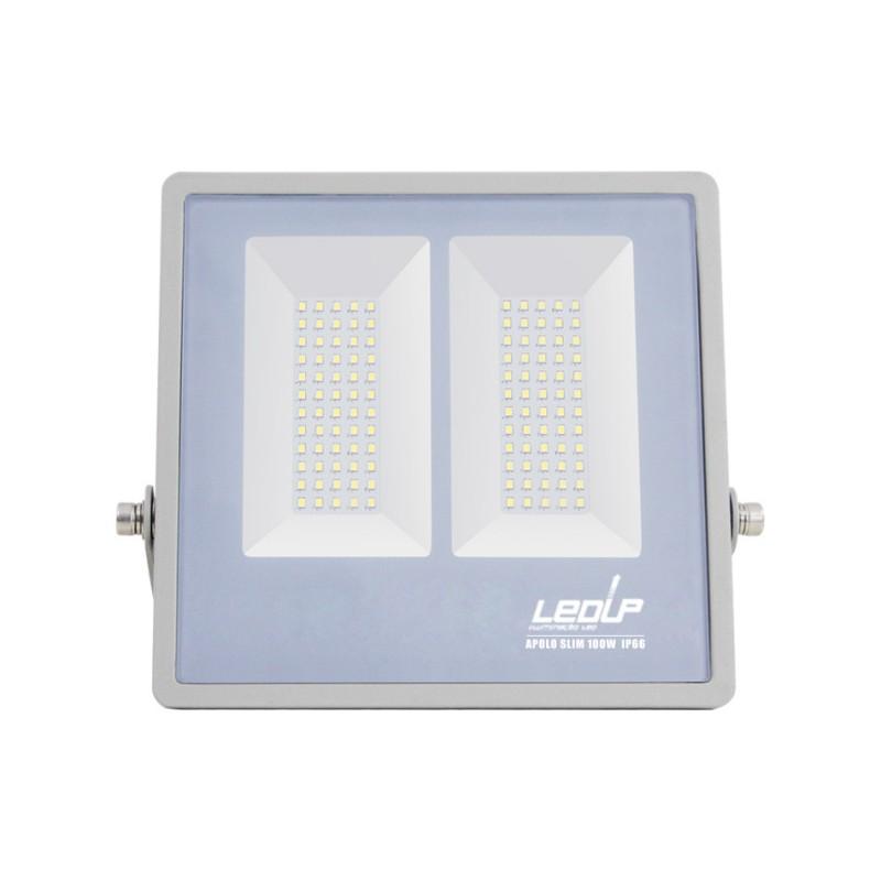 LED PRO Projetor APOLO Slim 100W IP66