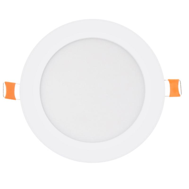 LED Downlight Redondo 6W Branco