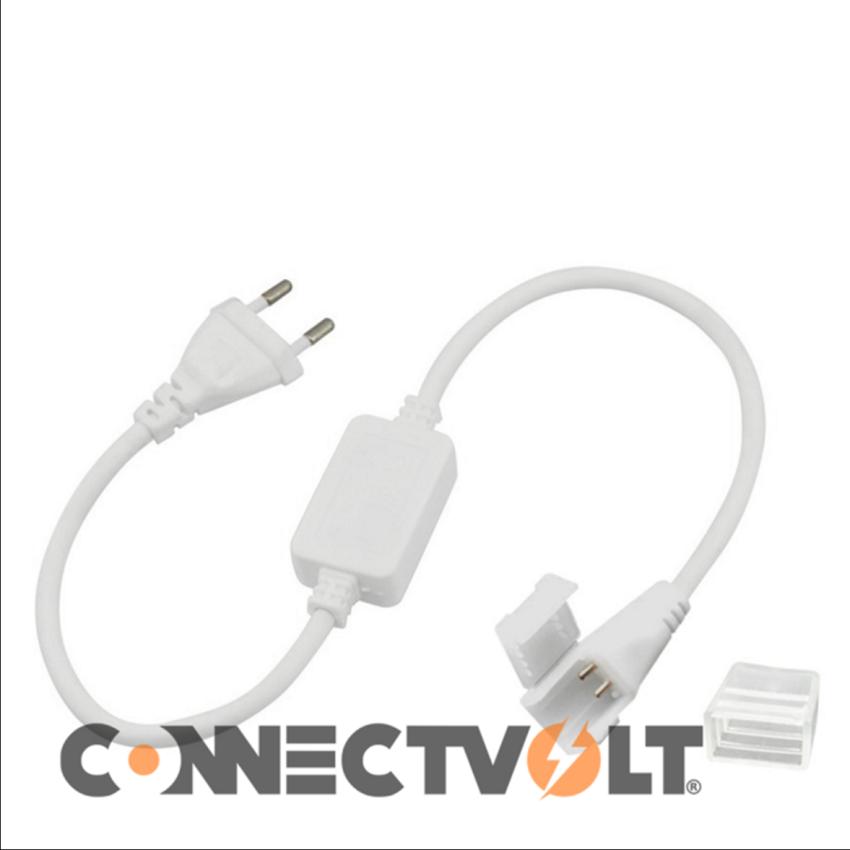 Kit Ligação Fita LED 230VAC SMD2835