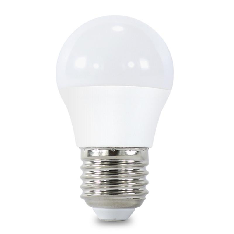 LED Lâmpada E27 G45 5W 180~240V