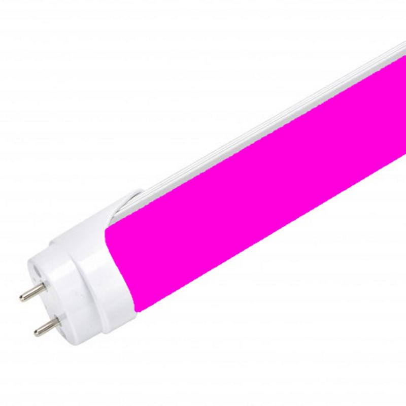 LED EKRAN Tubo T8 1200mm 17W Rosa