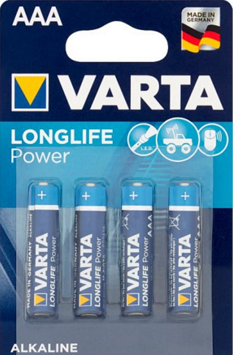 VARTA AAA Alkaline LR03 1.5V