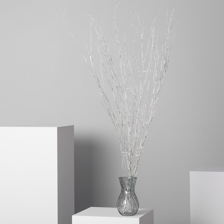 LED Ramo decorativo branco c/bateria