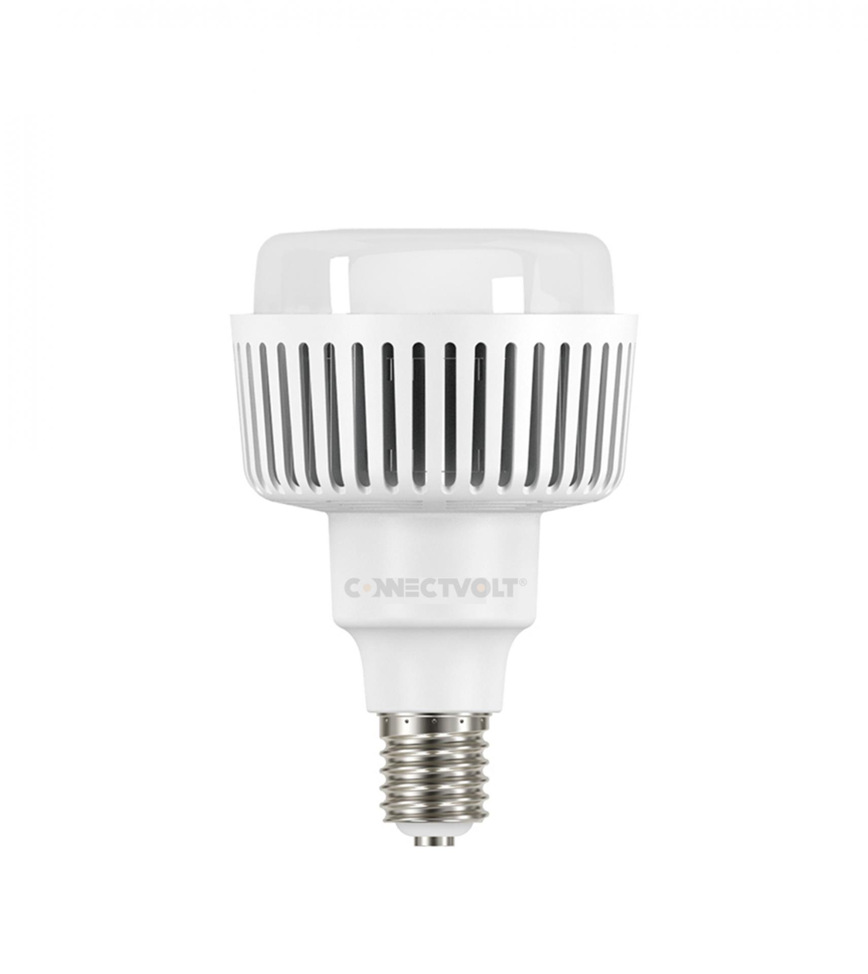 LED lâmpada Super E27 40W 6500K