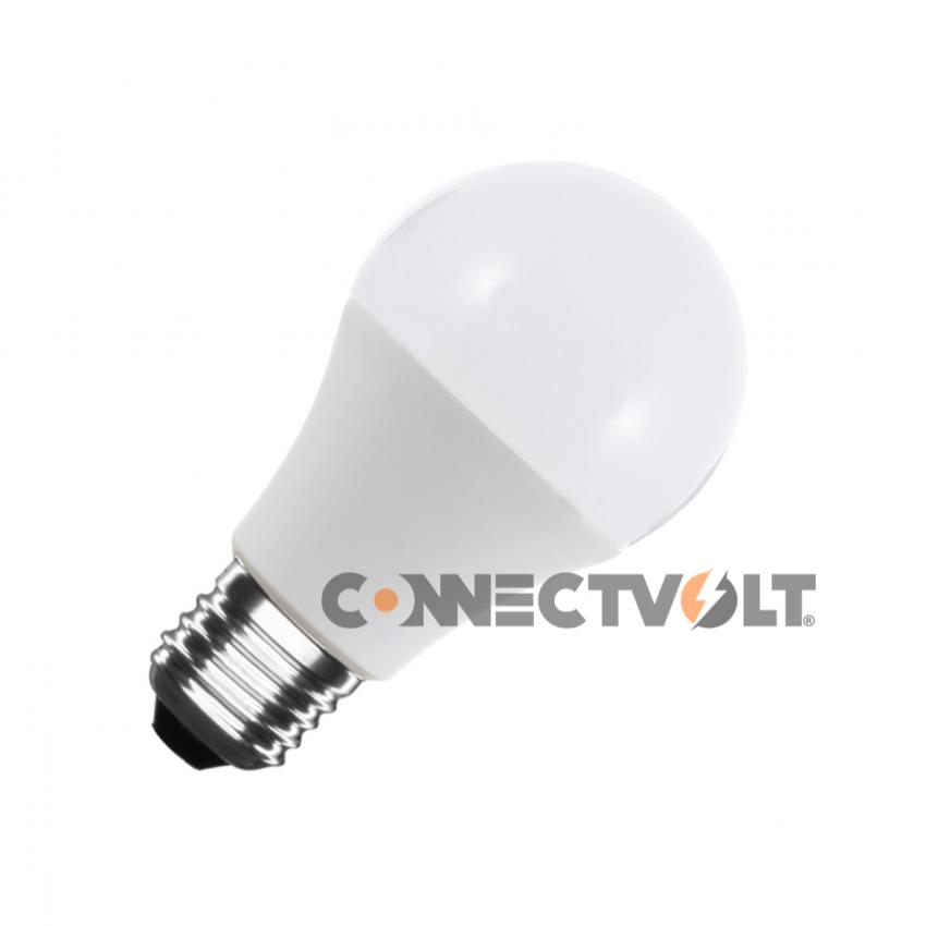 LED lâmpada E27 A60 6W 12VDC