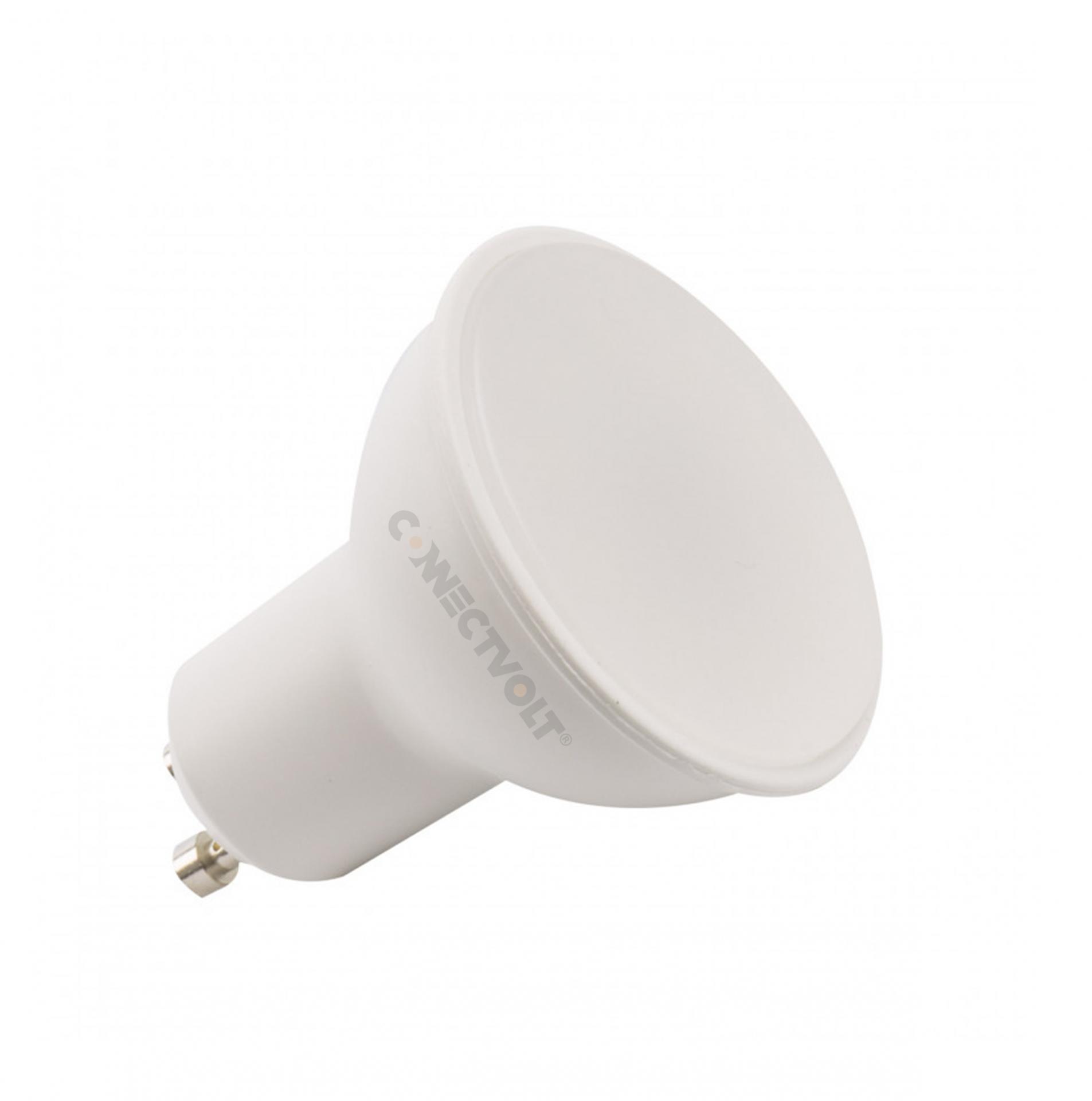 LED Lâmpada GU10 3W 120º