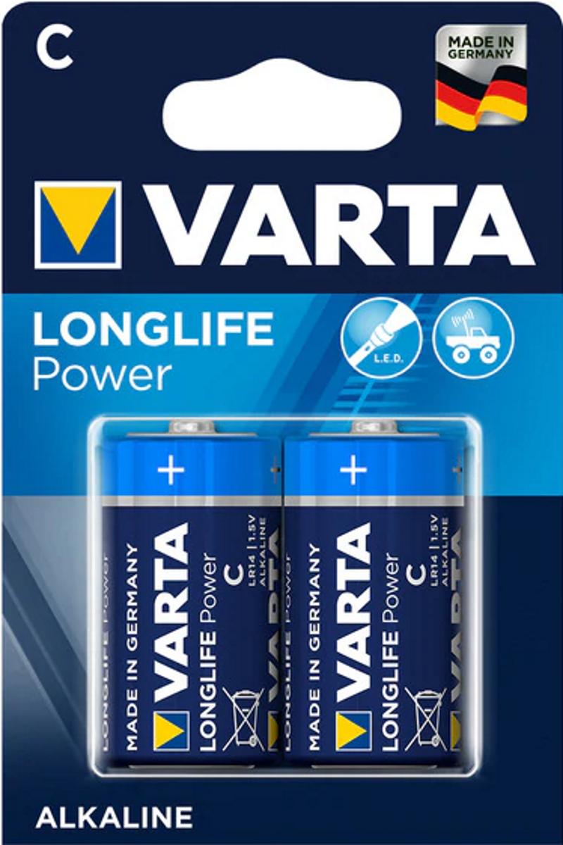 VARTA Alkaline LR14 1,5V