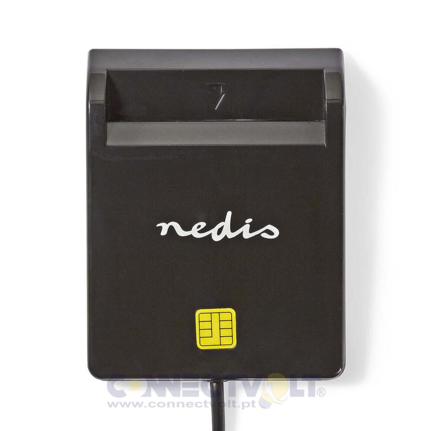Leitor Cartão Cidadão USB 2.0