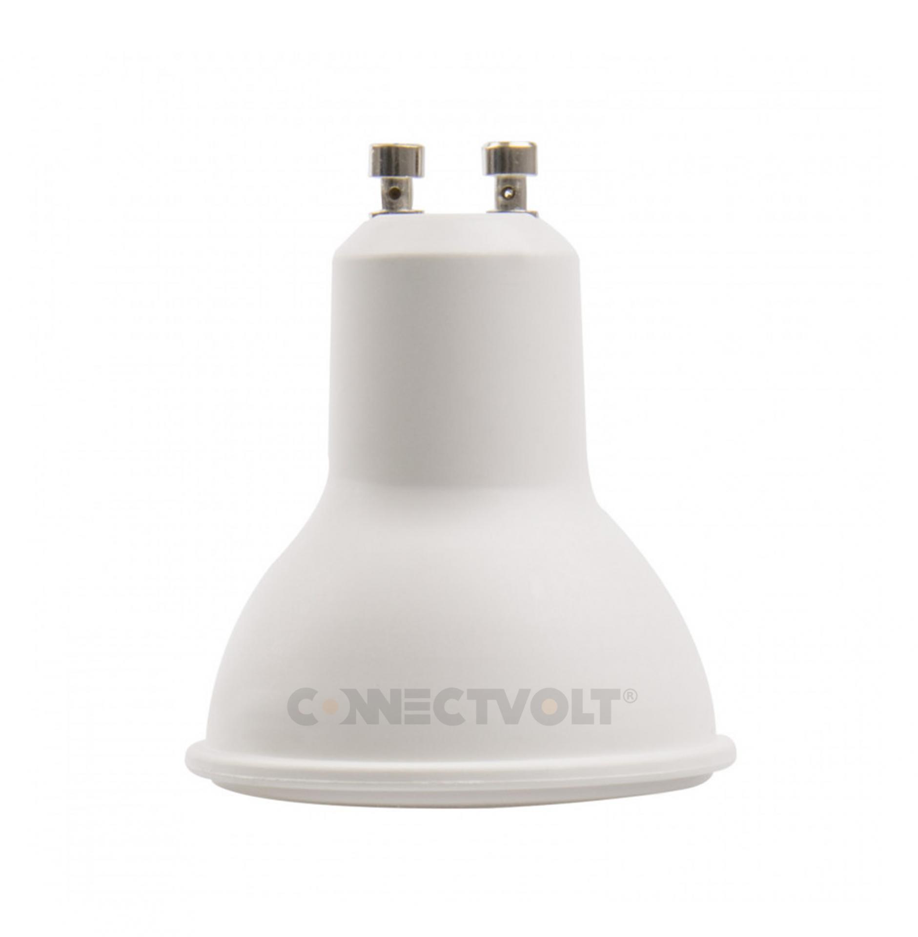 LED Lâmpada GU10 5W 120º