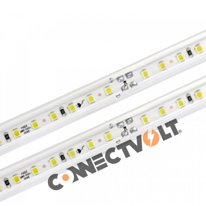 LED Fita 230VAC 16W IP65 3000K | 4000K | 6000K