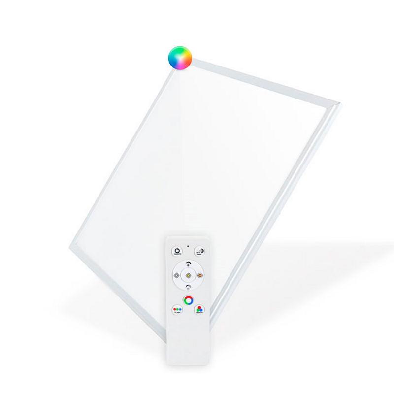 LED Painel 40W 60x60cm RGBW 6000K